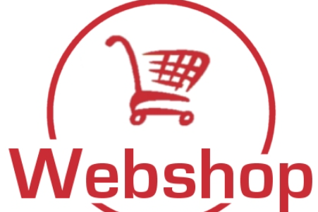 Visit our new webshop!