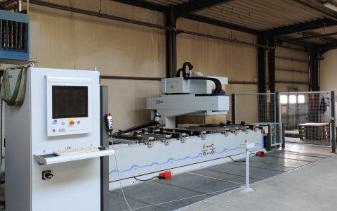 Nouvelle machine CNC